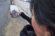 Nicole Panneton - Miroir joli miroir - Sonder la track - 23 avril 2014 - Crédit photographique Julie Laurin