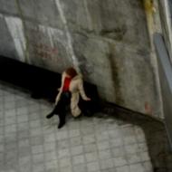 Nicole Panneton - L'attente - Photographie numérique - Projet Déambulation dans un lieu incertain - Crédit photographique Nicole Panneton - 2013