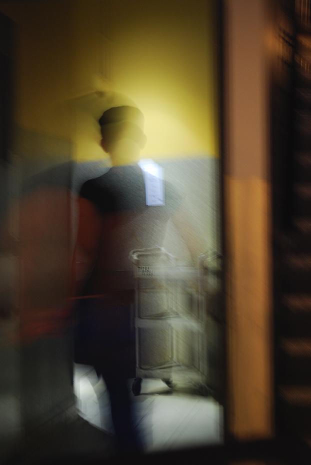 Nicole Panneton - Retour aux fourneaux - Photographie numérique - Projet Déambulation dans un lieu incertain - Crédit photographique - Nicole Panneton - 2013