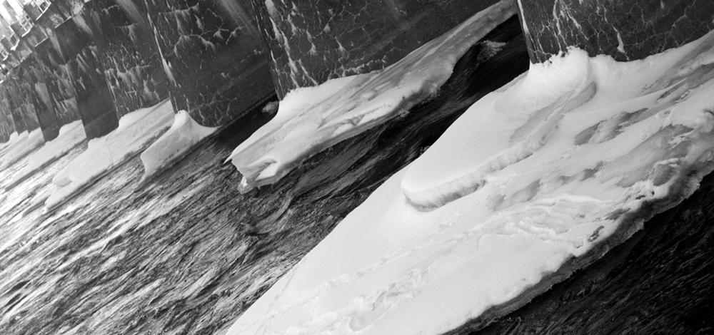 Nicole Panneton - Le pont - Photographie numérique - Résidence de création - Action Art Actuel - Saint-Jean-sur-Richelieu - Crédit photographique Nicole Panneton - 2014