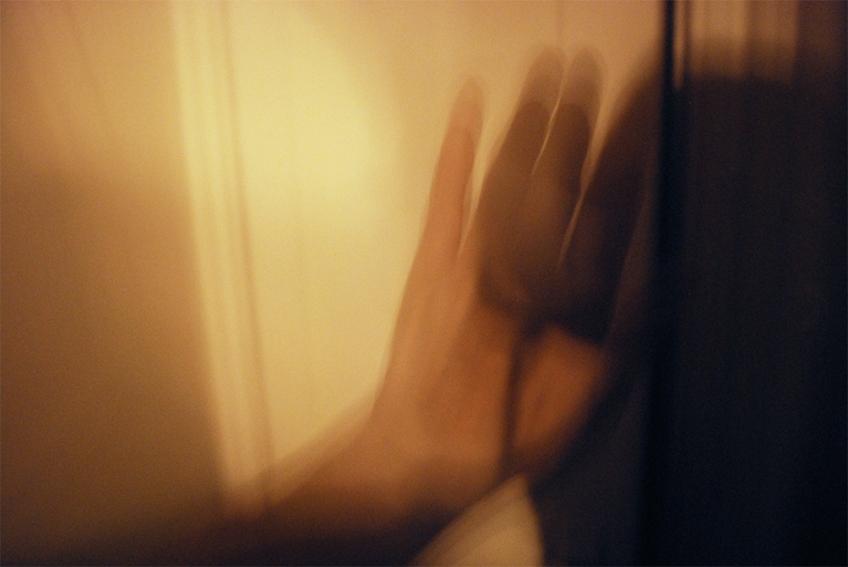 Nicole Panneton - Chuchotements - Photographie numérique - Nuit - Flou - Résidence de création - Action Art Actuel - Saint-Jean-sur-Richelieu - Crédit photographique Nicole Panneton - 2014