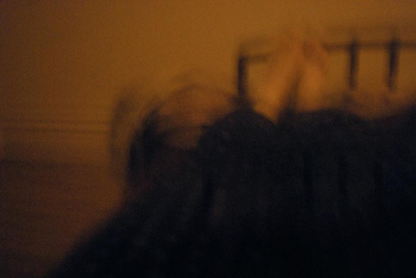 Nicole Panneton - État de veille - Photographie numérique - Nuit - Flou - Résidence de création - Action Art Actuel - Saint-Jean-sur-Richelieu - Crédit photographique Nicole Panneton -2014