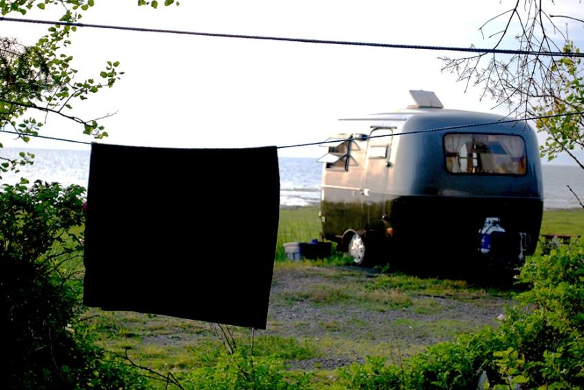 Nicole Panneton - En leur absence - Photographie numérique - Voyage à Kamouraska - Été 2013