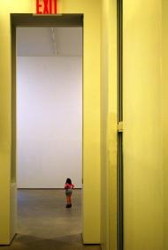 Nicole Panneton - Si minuscule - Photographie numérique - Voyage à New York - Oeuvre de Tomoaki Suzuki - Automne 2012