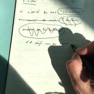 Nicole Panneton - Taire ce qui ne peut être dévoilé - L'Écrin - L'imprimerie centre d'artistes - Montréal - Crédit photographique Nicole Panneton -4 juillet 2018 - IMG3323