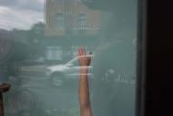Nicole Panneton - Taire ce qui ne peut être dévoilé - L'Écrin - L'imprimerie centre d'artistes - Performance du 20 juin 2018 - Crédit photo Mariane Stratis - IMG_5856